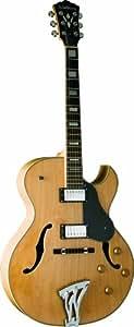 Washburn - J3 N - Guitare jazz - Naturel (Import Royaume Uni)