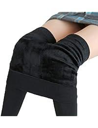 Belldan Legging Elástica Térmicos Leggings Invierno para Mujer Pantalones Llevan ...