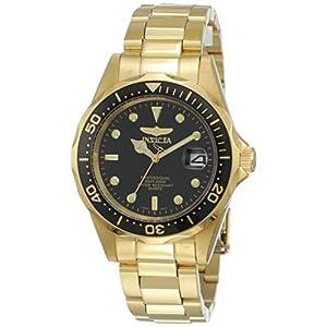 Invicta 8936 Pro Diver Reloj Unisex acero inoxidable Cuarzo Esfera negro