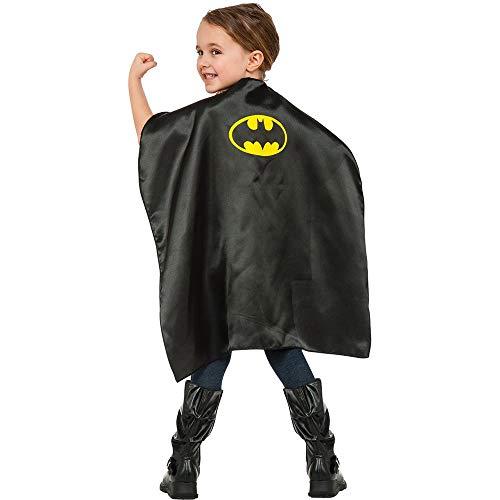 Rubie's 36625 Batman-Umhang für Kinder, Einheitsgröße