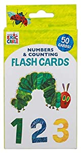 World Of Eric Carle. Numbers And Counting Flash Cards