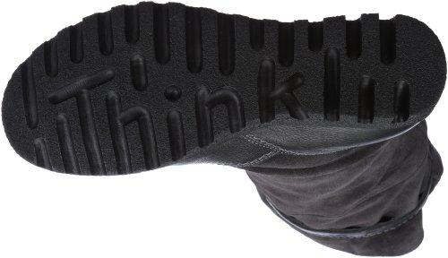 Think Koehsa 89098, Bottes femme Noir-TR-E1-505