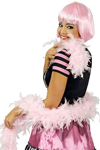 narrenkiste K50776007-A rosa Damen Boa - Kabarett Kostüm Bilder