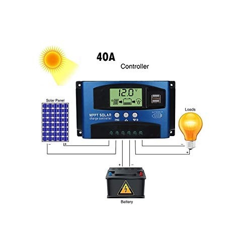 Avec accessoires R/égulateur de charge votronic MPPT 480//24 Duo Digital