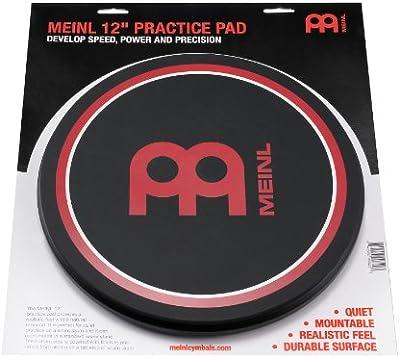 Meinl Cymbals MPP-12 - Pad para práctica (30,48cm)