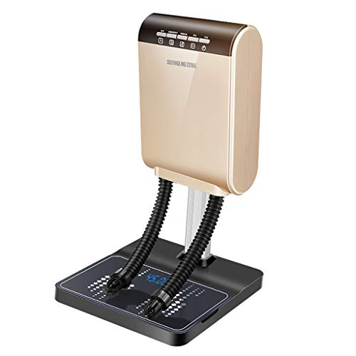 YIRE Trocknen Maschine Elektronische Skala Trockene Schuhe Deodorant Sterilisation Teleskop Schuhe Haushalt Kinder Warme Schuhe Trockner Timer (Farbe : Gold) - Skala-timer