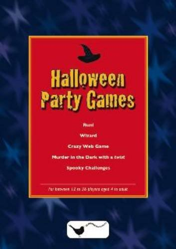 Halloween Party Games (Party Game Bags)