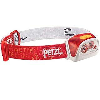Petzl Actik Core Stirnlampe, Rot, One Size