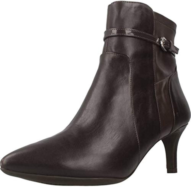 Geox Stivali per Le Donne, Coloreee Nero, Marca, Modello Stivali per Le Donne D Elina Nero | Elevata Sicurezza  | Maschio/Ragazze Scarpa