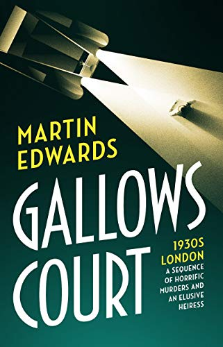 Image result for gallows court martin edwards