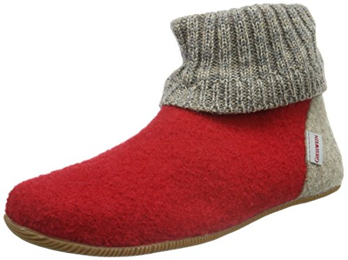 Giesswein Wildpoldsried, Chaussons fille Rouge - Rot (311 Rot)