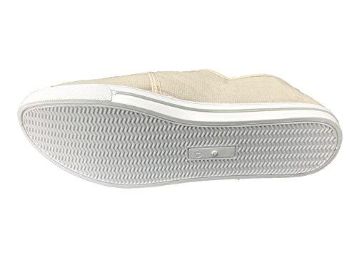 Airtech ,  Unisex Erwachsene Herren Jungen Sneaker Low-Tops Grau