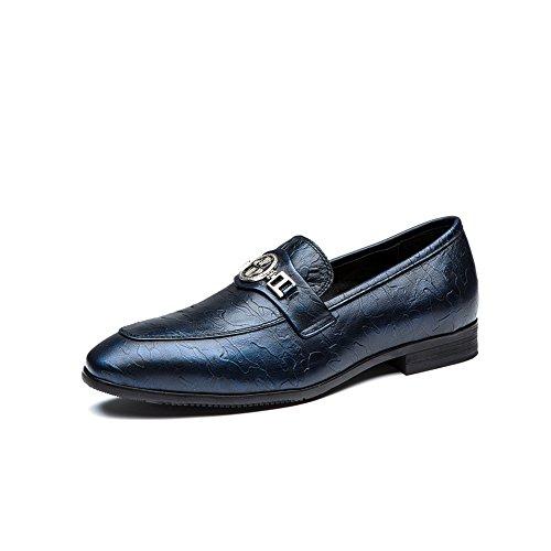 OPP Hommes Décoration Métal Mocassin Mode Chaussures de Conduite