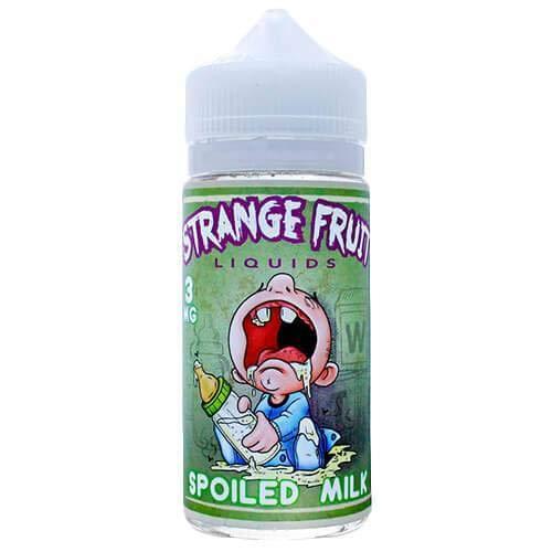 Strange Fruit E Liquid Vape Juice 100ml 0mg No Nicotine Vape Juice (Spoiled Milk)