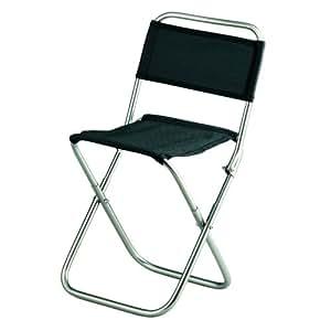 Vaude Mini Heavy Duty Folding Chair black Size:one size