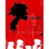 Gorillaz foto-Reimpresión de un concierto de póster de 40 x 30 cm