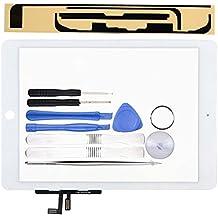 LL Trader táctil digitalizador para iPad Air (iPad 5) blanco pantalla con digitalizador Touch, incluye herramientas y adhesivo