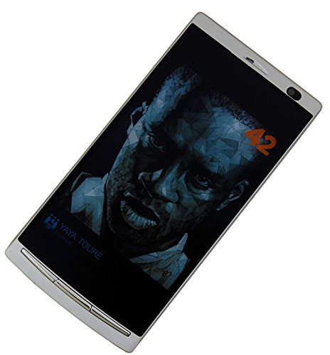M Horse Yaya Toure 5 inch Android 1.3 Quad Core Processor 3G Mobile Phone in Gray Colour