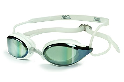 Zoggs 300888-901 Fusion Air S/XL - Swim Goggles (White-Smoke)