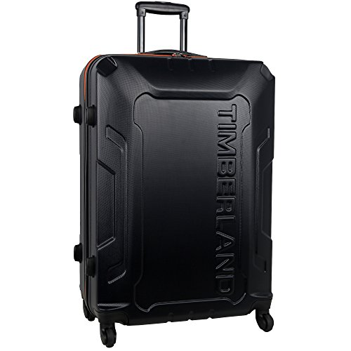 "Timberland 29"" Hardside Expandable Spinner Suitcase Dark Navy"