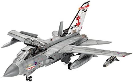 Maquette d'avion Tornado GR.4 par Revell (04924)   D'avoir à La Fois La Qualité De Ténacité Et De Dureté