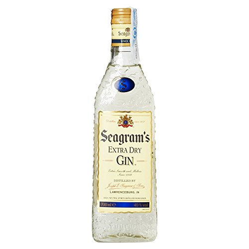 Seagram'S Gin Extra Dry Gin - 70 cl