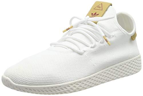 Adidas PW Tennis Hu W, Zapatillas de Deporte para Mujer, Ftwbla/Arepur 000,  40 EU