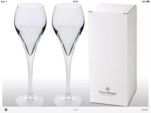 2-x-absolutely-stunning-brand-new-veuve-clicquot-champagne-flutes