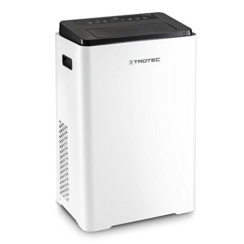 TROTEC Lokales mobiles Klimagerät PAC 3900 X mit 3,9 kW/13.300 Btu 3-in-1-Klimagerät: Kühlung, Ventilation, Entfeuchtung