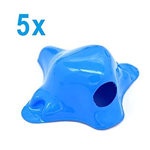 BETAFPV 5pcs Tiny Whoop Blue Plastic Canopy for FPV Tiny Whoop Frame