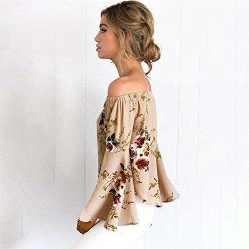 Gilet femme Ularmo Femmes Mode irrégulière Bretelles en mousseline de soie Tops T-shirt Rose