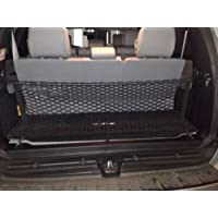 Envelope Style Trunk Cargo Net for TOYOTA SEQUOIA 2008 09 10 11 12 13 14 15 2016 NEW by TrunkNets - 2008 Toyota Sequoia Cargo