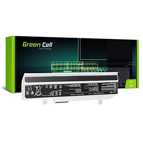 Green Cell Standard Serie A32-1015 Laptop Akku für ASUS Eee PC 1015 1015BX 1015P 1015PN 1215 1215B 1215N 1011PX 1016 VX6 (6 Zellen 4400mAh 10.8V Weiß)