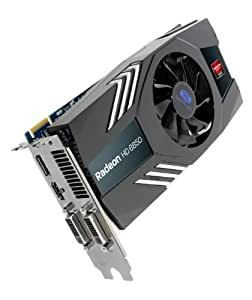 Sapphire Carte graphique Radeon HD 6850 PCI Express 2.0 x16 1 Go GDDR5 DVI, HDMI, DisplayPort