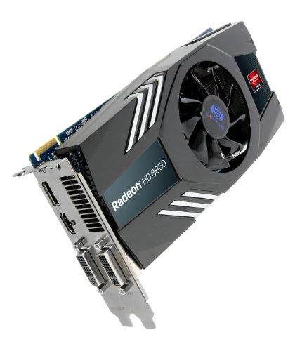 Sapphire Radeon HD6850 Grafikkarte (ATI Radeon HD 6850, 16x PCI-e, 1GB, GDDR5 Speicher)