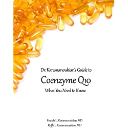 Dr. Karamanoukian's Guide to CoQ10: What You Need to Know