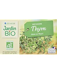 Jardin Bio Infusion Thym 28 g