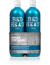 TIGI BED HEAD Urban Antidotes Recovery Tween Duo Moisture Shampoo and Conditioner 2x750 ml