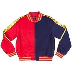 Suicidio de las mujeres oficiales Escuadrón Harley Quinn Red una chaqueta oro - tebeos de la C.C.