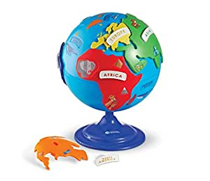 Globe puzzle de Learning Resources