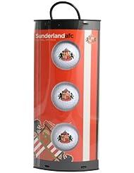 Premier licence Sunderland balles de Golf-Lot de 3