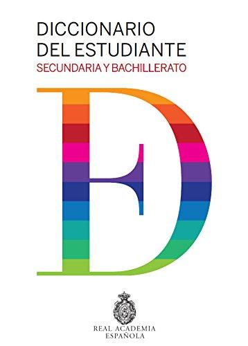 Diccionario del estudiante (DICCIONARIOS RAE ESCOLAR)