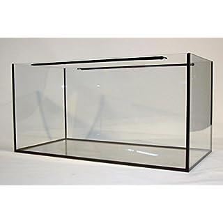 Aquarium Glasbecken Becken Glasaquarium Aqaurien in vielen Größen für Süß- und Salzwasser (60x30x30)