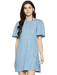 VERO MODA Women's A-Line Dress