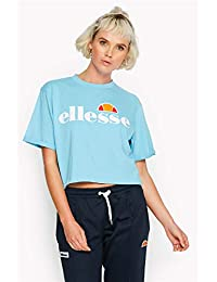 a750f1f4 Amazon.co.uk: ellesse - Tops, T-Shirts & Blouses / Women: Clothing
