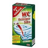 Gut & Günstig WC Reiniger Tabs 16x Citrus