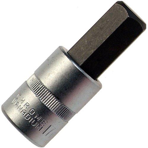 16mm Innensechskant, Hex Schlüssel für Inbus-Schrauben, Schraube, Steckschlüssel-Set 1,3cm, Chrom-Vanadium-Stahl