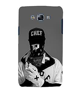 printtech Swag Thief Chef Back Case Cover for Samsung Galaxy E7 / Samsung Galaxy E7 E700F