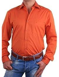 Casa Moda Herren Hemd Bügelfrei Langarm Verschiedene Farben