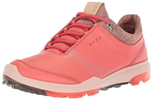 ECCO  125503, Damen Golfschuhe rosa Rosa (Rosa 50865) 39 EU